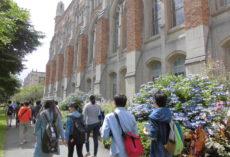 Campus Tour at UW