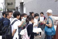 第2学年 広島・宮島体験学習