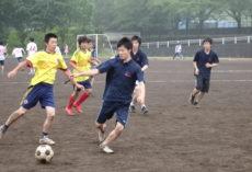 高校球技大会!