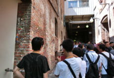 @the Pike Place Market's Post Alley Gum Wall