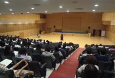 1、2年生授業参観、携帯安全教室、保護者会