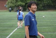 中村先生も一選手として参加しました。