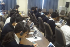 オンライン英会話授業