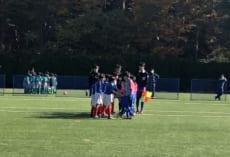 第1回穎明館フレンドリーカップ(小学生サッカー大会)