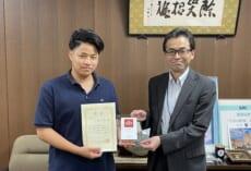 日本生徒会大賞2021個人の部、前生徒会長「奨励賞」受賞